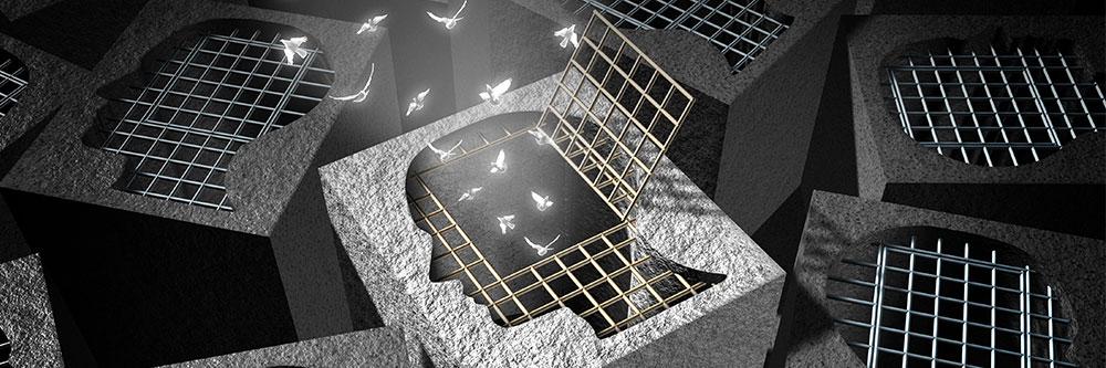 Liberdade e as suas prisões interiores